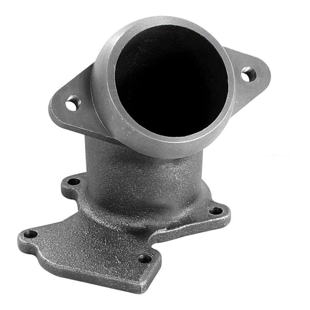 aFe Power BladeRunner 46-60067 Dodge Diesel Trucks Turbocharger Turbine Elbow Replacement by aFe
