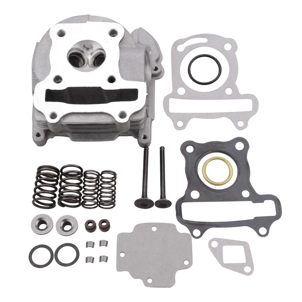Goofit Cylinder Head Gasket Kit For Gy6 49cc 50cc Atv Baja Sc50 Wiring Harness Scooter 139qma B Engine Part Automotive