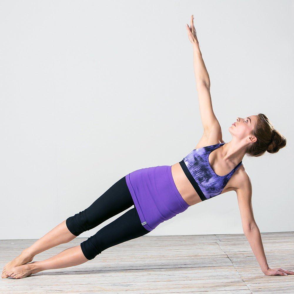 kidneykaren Sashes multifunzione Yogagurt per fitness e tempo libero nero carta regalo