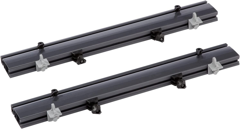 Aluminio Thule 732600 SnowPack para 6 Pares de Esqu/ís L