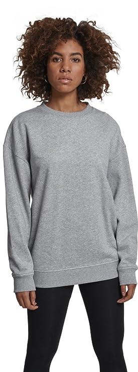 Urban Classics Damen Pullover Ladies Oversize Crewneck: Amazon.de:  Bekleidung