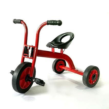 Tujhgf Triciclo De Los Ninos 2 4 Ano Viejo Bebe Carro Nino Nina