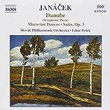 Janacek: Orchestral Works - Danube; Moravian