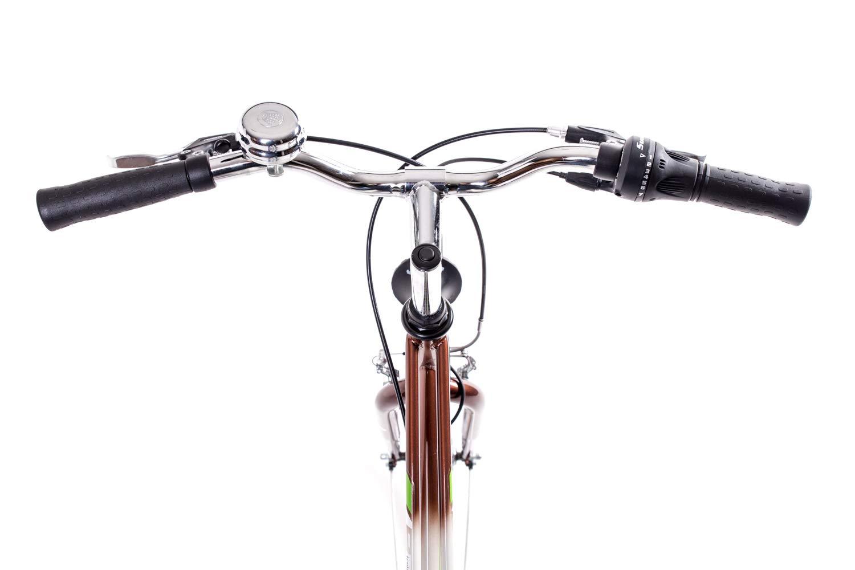 28 Zoll Damen Trekking Damenrad City Bike Shimano 7 Gang Retro Vintage Classic