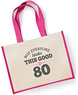 80th Birthday Gift Keepsake Funny Gifts For Women Novelty Ladies Female