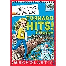 Tornado Hits!: A Branches Book (Hilde Cracks the Case #5)