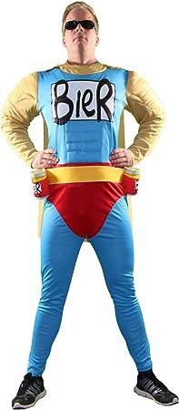 Foxxeo El Disfraz de héroe de Biermann para Hombres de Verdad ...