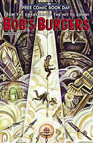 Burger Free (Bob's Burgers - FCBD 2016 Edition)