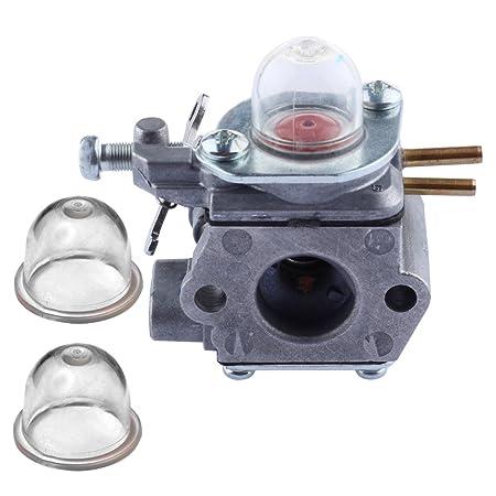 HIPA 753 - 06190 carburador con imprimación bombilla para MTD ...