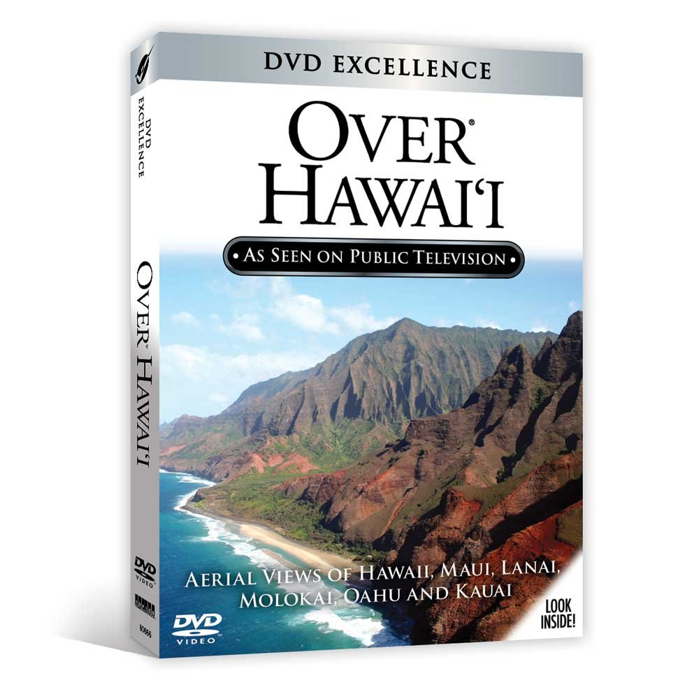 Over Hawaii (As seen on public television)