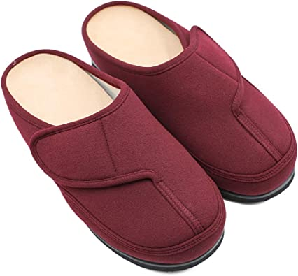 Extra Wide Arch Support Slippers