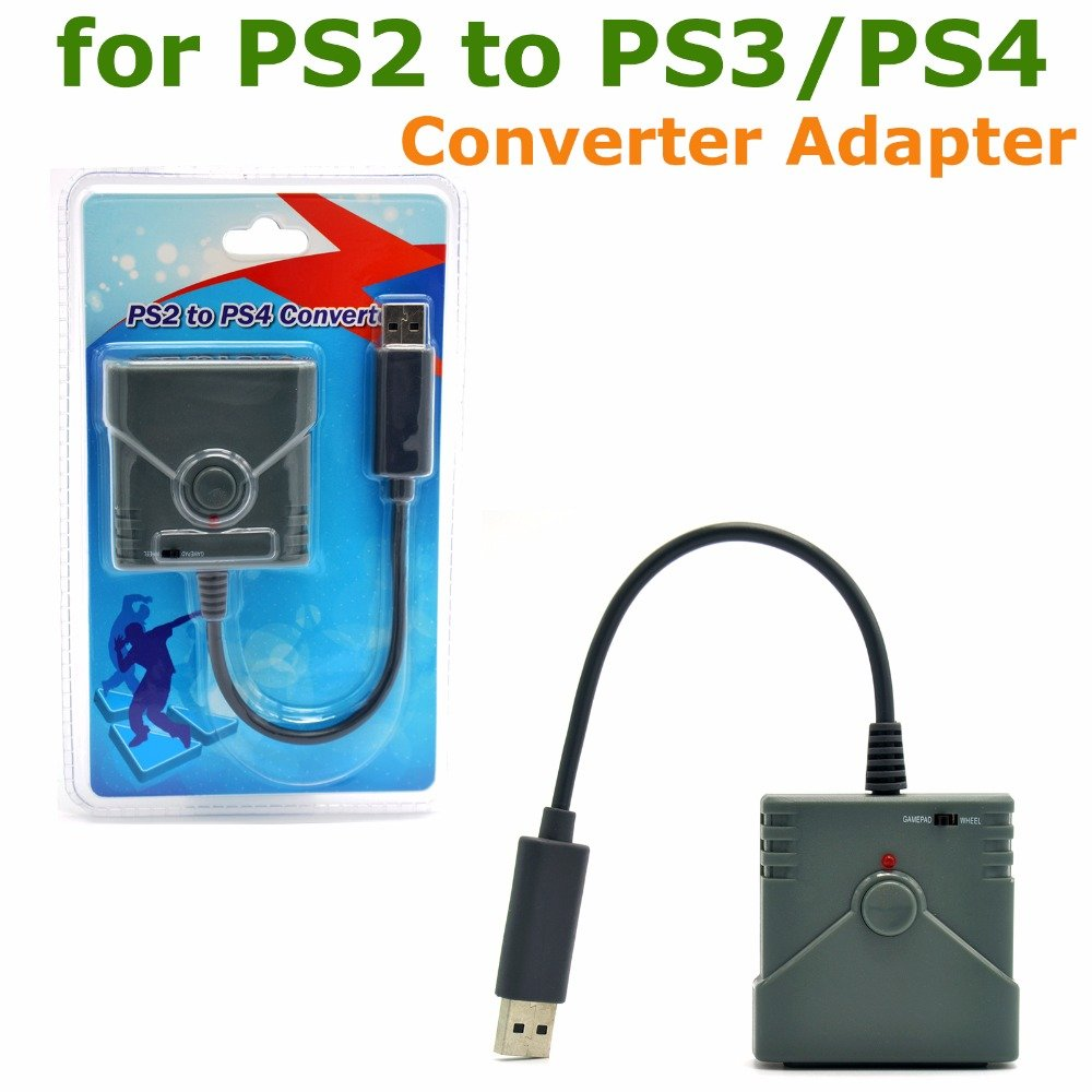 Buy Usb Super Converter For Ps2 To Ps4 Controller Adapter Wiring Diagram As Well Use Your Controllers In Playstation 4 Online At Low Prices India New World