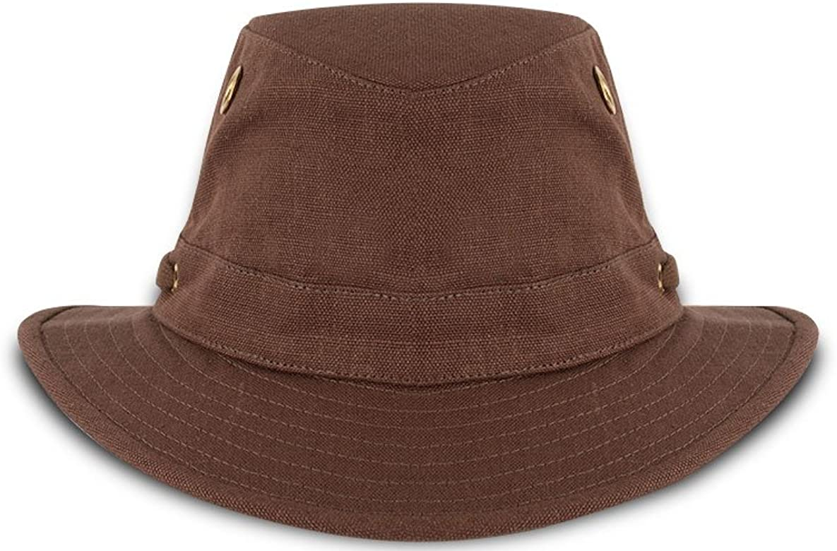 80097c2d187ae Tilley TH5 Hemp Hat, Mocha, 7 5/8 at Amazon Men's Clothing store ...