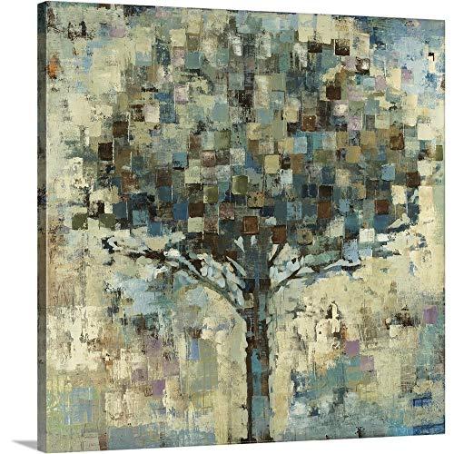 Liz Jardine Premium Thick-Wrap Canvas Wall Art Print Entitled Sun Shower 36