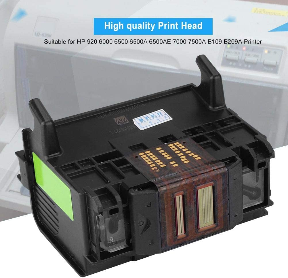 Ink Print Heads Print Head Bands Suitable for HP 920 6000 6500 6500A 6500AE 7000 7500A B109 B209A Printer Printer Print Head Kit for Ink Cartridges Printer Print Heads
