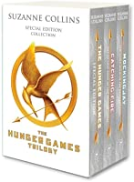 Hunger Games Trilogy (white Anniversary Boxed