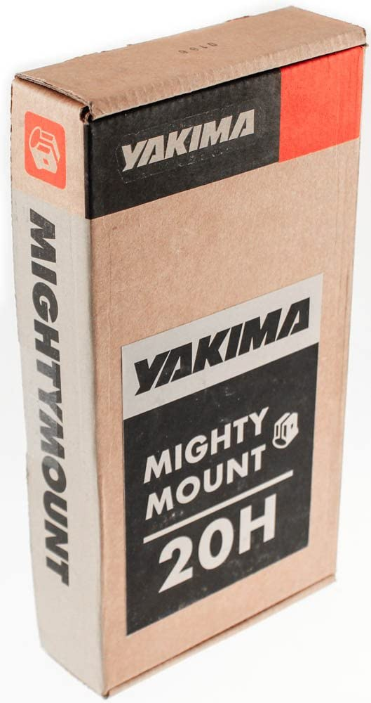 Yakima Mighty Mount 20H Factory Roof Rack for Basketcase Kayak Bike Bicycle