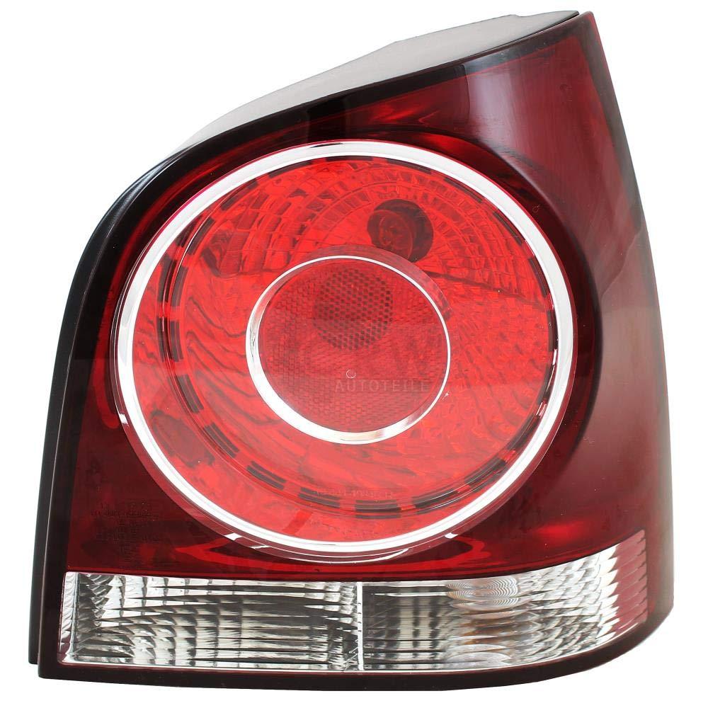 rot Polo 9N 9N3 Bj rechts /& links R/ückleuchten Heckleuchten Set 05-09