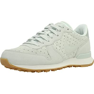 Nike Sportswear Internationalist Premium - Sneaker für Damen - Grau (barely  grey barely grey f7fa965c51