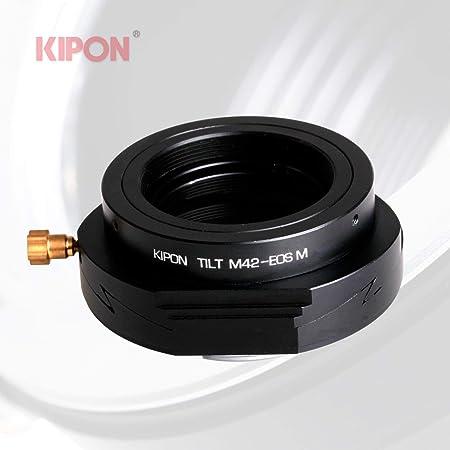 Kipon adaptador para m42 en Canon EF