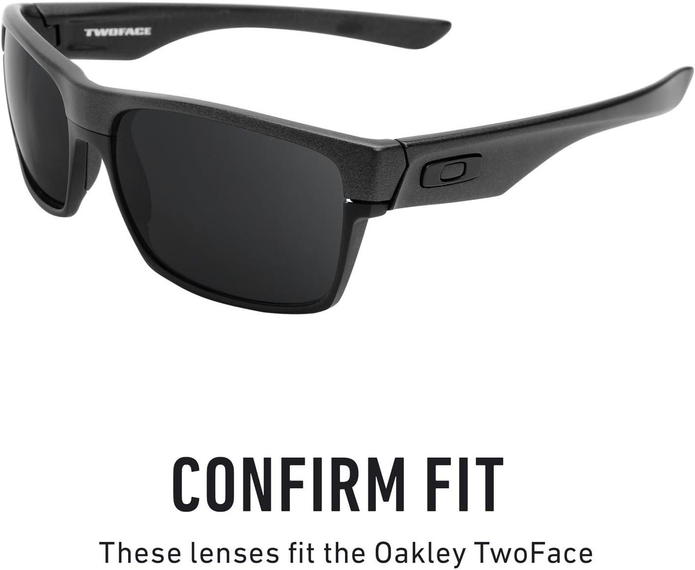 Revant lentes de repuesto para Oakley TwoFace, Elite Adapt Orange ...