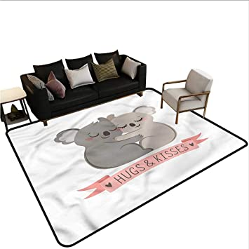 Terrific Amazon Com Koala Floor Mat Home Decoration Supplies 36X Download Free Architecture Designs Meptaeticmadebymaigaardcom