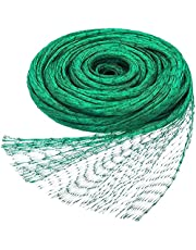 Garden Netting Green Woven Mesh Protect Plants Fruits Flowers Trees Stretch Fencing Durable Net Stops Birds Deer