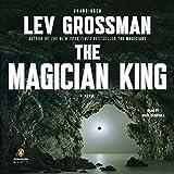 Bargain Audio Book - The Magician King  A Novel