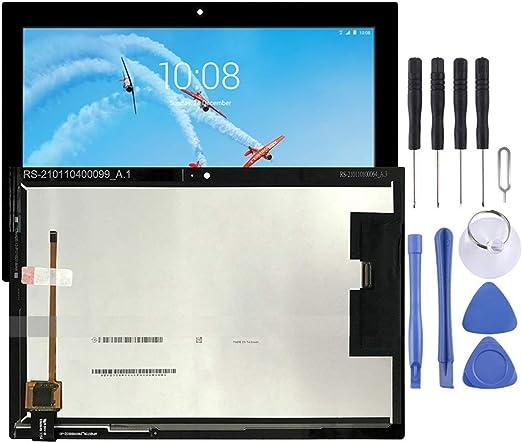Lenovo Tab 4 X304 TB-X304L TB-X304F TB-X304N用のスクリーン交換キットLCDスクリーンおよびデジタイザーフルアセンブリ(ブラック) zhongcheng (色 : Black)