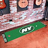 "Fanmats NFL - New York Jets Putting Green Mat/18""x72"""