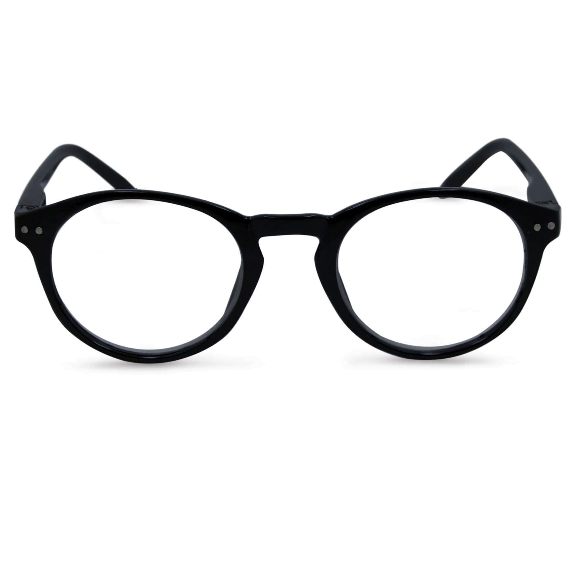 In Style Eyes Optic Vision Progressive BiFocal Glasses/Black 2.50 by In Style Eyes (Image #2)