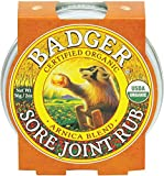 Badger Sore Muscle Rub Sore Joint Rub - 2 oz. Tin