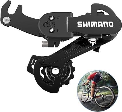 Shimano RD-TZ31 Rear Derailleurs Direct Mount 6-Speed-7-Speed Bike Parts Black