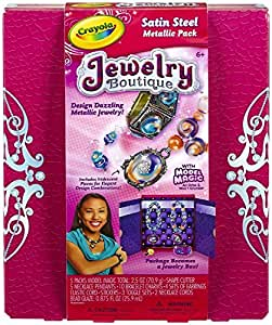 crayola model magic jewelry boutique mega