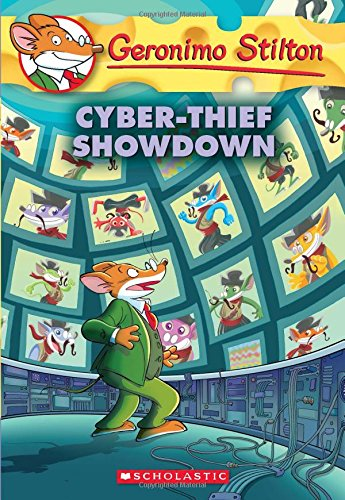 Cyber-Thief Showdown (Geronimo Stilton #68) [Geronimo Stilton] (Tapa Blanda)
