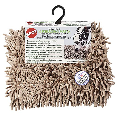 Slow Feed Foraging Mat for Dogs 24″x17″