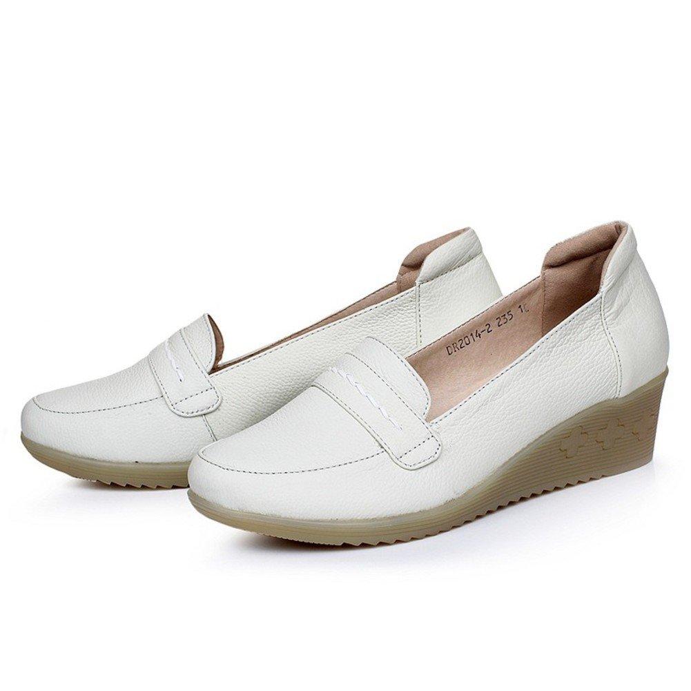 Damenschuhe  wedges Schuhe Schuhe Schuhe Komfortabel mit Rindfleisch Sehne im weichen Boden Schuhe b9bce0