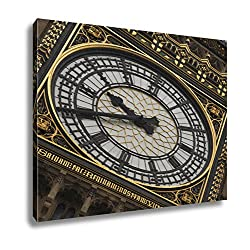 Ashley Canvas, Big Ben Clock Face, 24x30