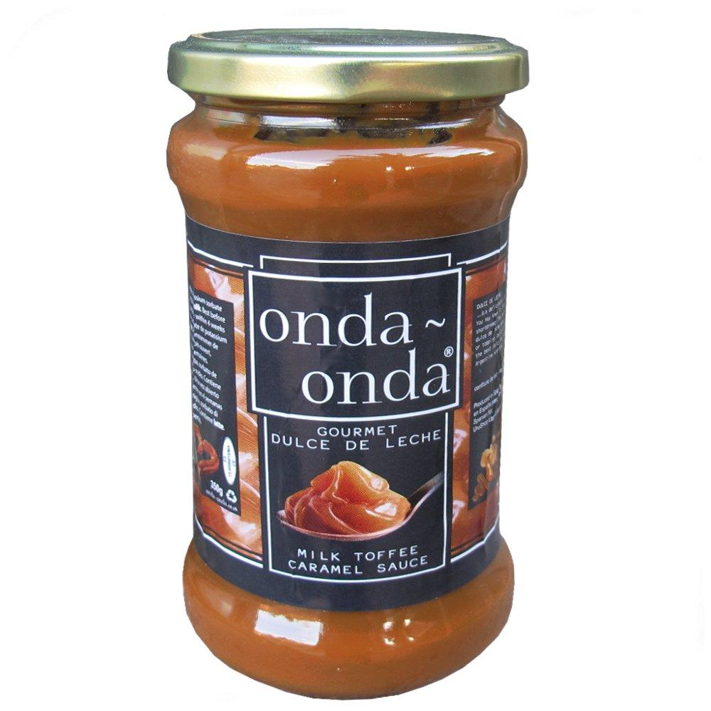Amazon.com : Onda Premium Gourmet Dulce De Leche - Milk Toffee Caramel Sauce : Grocery & Gourmet Food