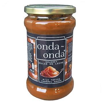 Onda Premium Gourmet Dulce De Leche - Milk Toffee Caramel Sauce