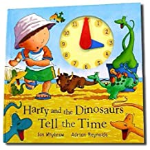 Harry And The Dinosaurs Tell The Time by Ian Whybrow (2004-08-03)