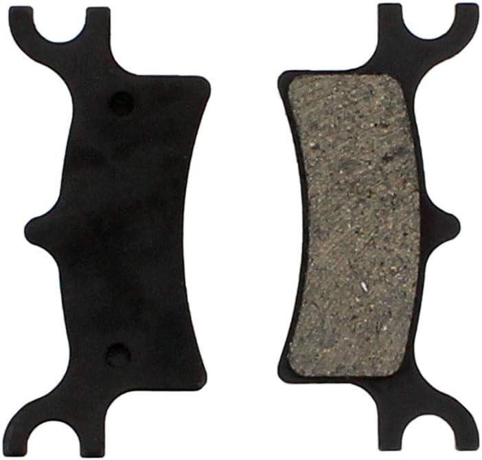 NICHE Rear Brake Caliper Pads Mounting Bracket For 2007-2017 Polaris Sportsman SP 450 500 570 Forest 1911122 1911075