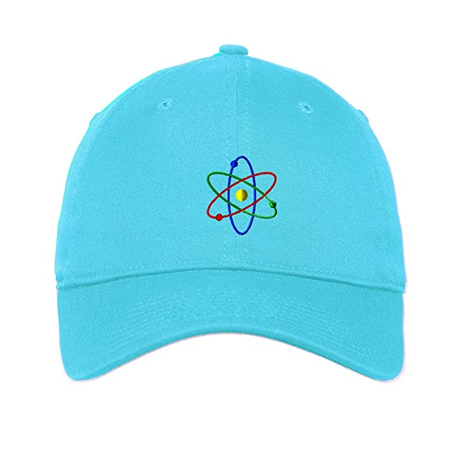 Amazon Speedy Pros Cotton Low Profile Hat Science Symbol Lab