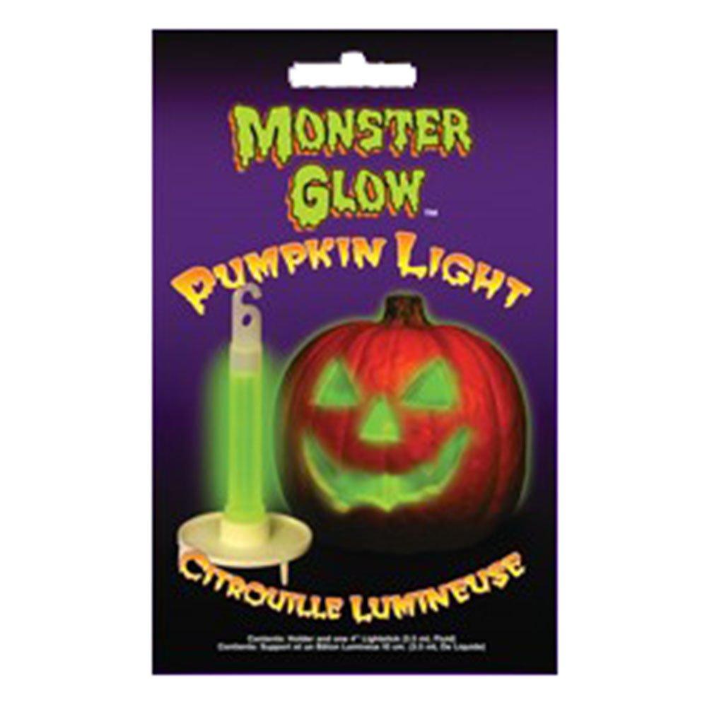 Monster Glow Pumpkin Light 2 Count