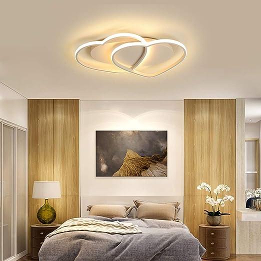 Plafoniera Design Moderno Camera Da Letto.Leohome Plafoniere Moderne A Led In Alluminio Lampada Led Per