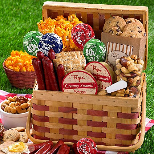 All Packed and Ready To Go Gift Basket (Figis Gift Baskets)