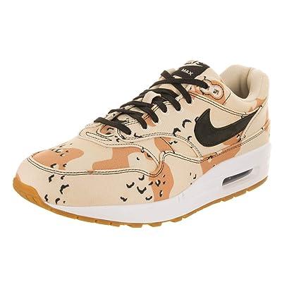Nike Men's Air Max 1 Premium Running Shoe 11.5 Beige | Fashion Sneakers