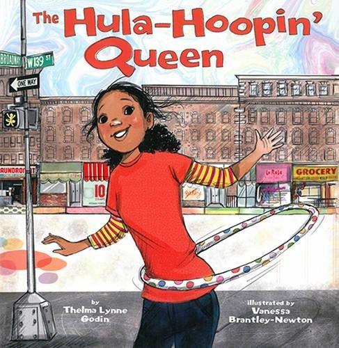 Hula-Hoopin' Queen, The: Amazon.co.uk: Thelma Lynne Godin, Vanessa ...