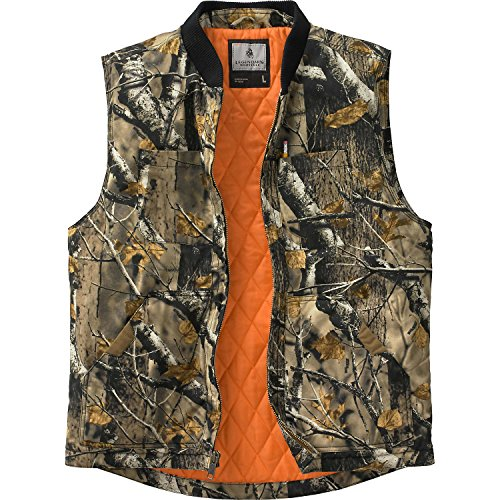 Quilted Hunting Vest - 4