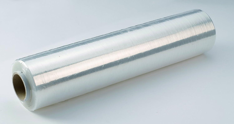23, 50 Cm 6 Rotoli Film Estensibile Per Pallet Trasparente